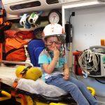 In Croce Rossa a 4 anni
