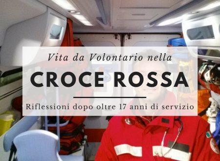 Vita da volontario in Croce Rossa