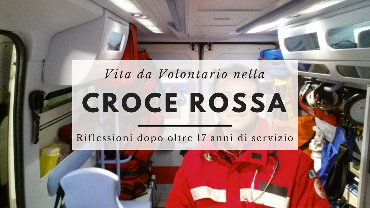 Volontario in Croce Rossa