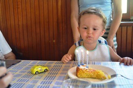 Compleanno al Rifugio Selleries nel Parco dell'Orsiera Rocciavrè (TO)