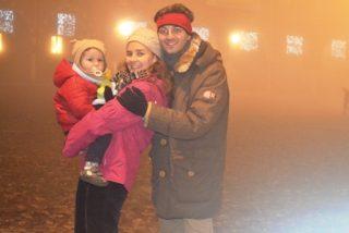 Persi tra la nebbia mentre papà ha un fungo al posto della testa...
