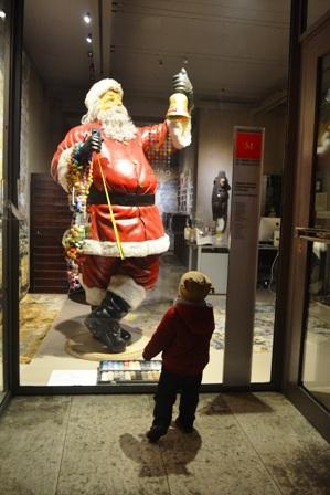 Discorso a Babbo Natale