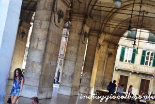 Portici in Borgo Stretto