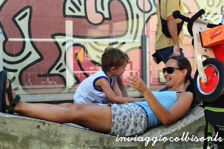 La street art in Italia con #inviaggiocoiblogger