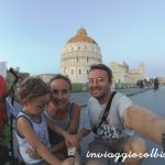 Selfie in Piazza dei Miracoli