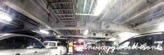 Il garage del traghetto