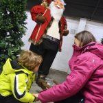 Due chiacchiere con Babbo Natale
