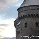 Particolare del Castello di Chillon