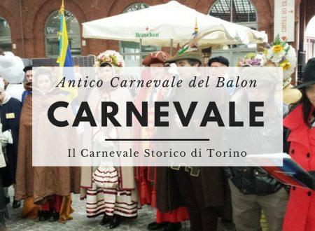 Il carnevale storico di Torino – L'Antico Carnevale del Balon