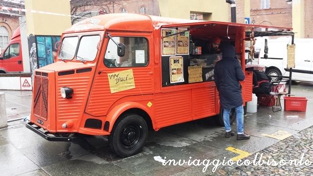 Un po' di street food