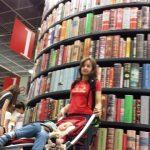 Salone del Libro di Torino con i bambini: stanchi