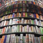 Salone del Libro di Torino con i bambini: Torre di libri