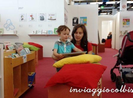 Il Salone del Libro di Torino con i bambini