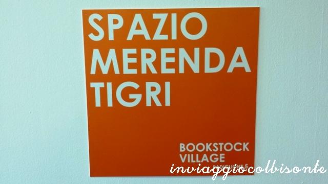 Salone del Libro di Torino con i bambini: spazio merenda