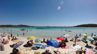 Le più belle spiagge della Gallura - Cala Brandinchi