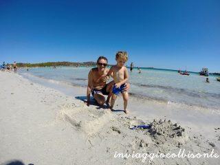 Le più belle spiagge della Gallura - Castello di sabbia