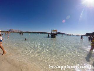 Le più belle spiagge della Gallura - Venditore ambulante
