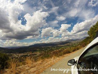 Itinerario nel nord-est della Sardegna - Monte Tuttavista