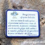 Sulle orme di Grazia Deledda - Il parco letterario 3