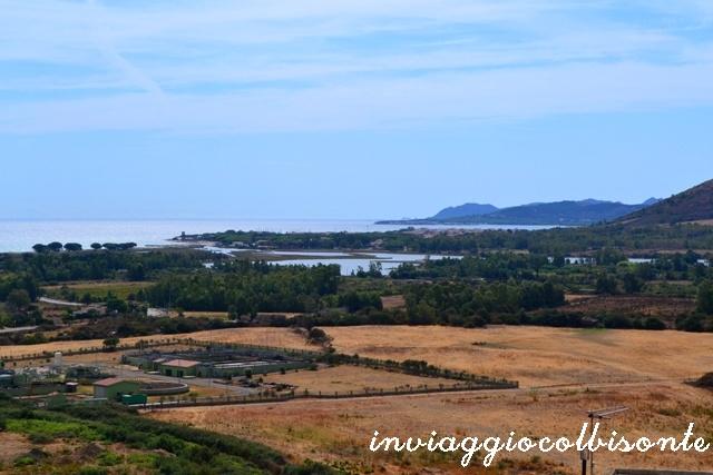 Sulle orme di Grazia Deledda - Posada panorama