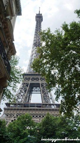Un pomeriggio a Parigi: La Tour Eiffel