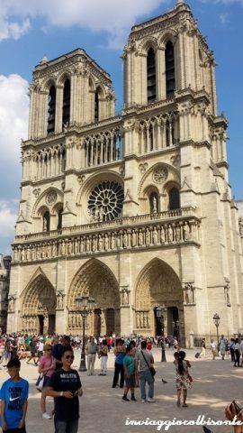 Un pomeriggio a Parigi: la cattedrale di Notre Dame