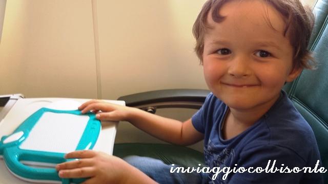 Battesimo del volo: giochi per i bambini