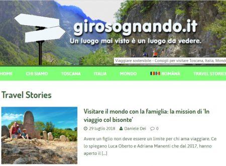 Daniele Dei di Girosognando ci ha intervistati!