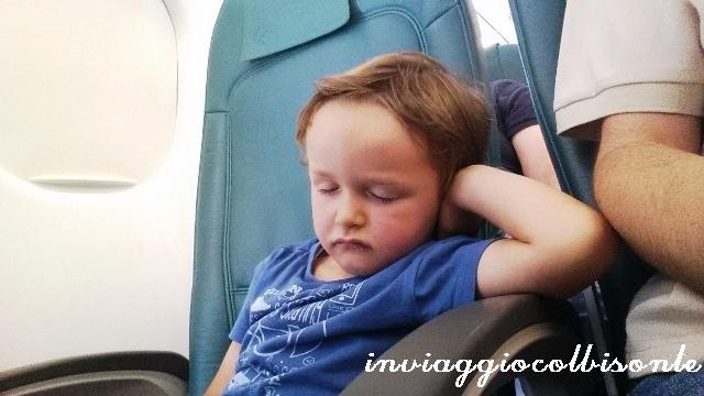 In aereo con i bambini: paura? Anche no!