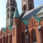 Ribe con i bambini - La cattedrale di Ribe