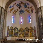 Ribe con i bambini - Interno della cattedrale di Ribe