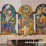 Ribe con i bambini - Mosaici della cattedrale di Ribe