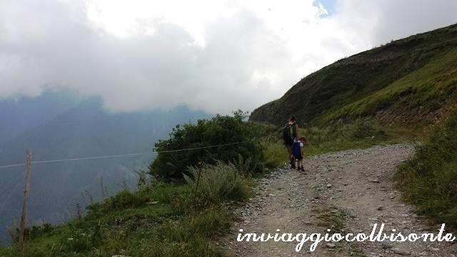 Val Varaita - Non ci sono proprio le condizioni ideali