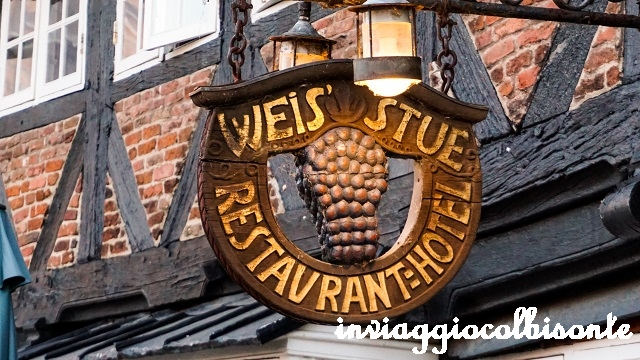 Ribe - Weis Stue