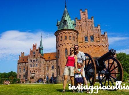 Il Castello di Egeskov, un paradiso per adulti e bambini
