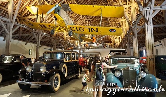 Egeskov - Museo auto storiche