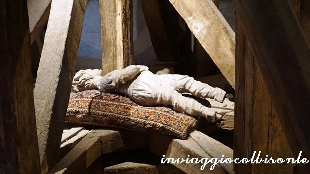 Egeskov - Uomo di legno