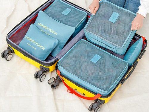 In aereo con i bambini – il bagaglio a mano perfetto