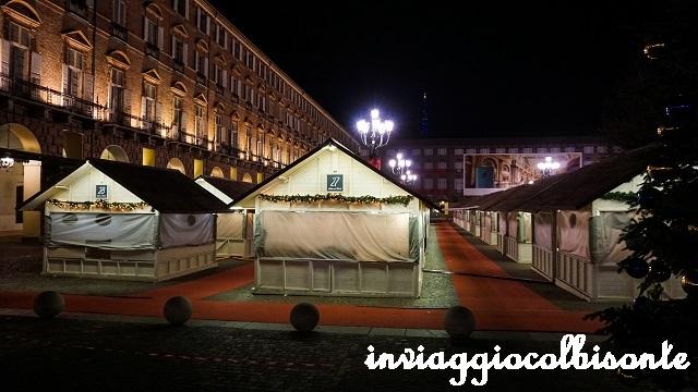 Mercatini di Natale a Torino con i bambini