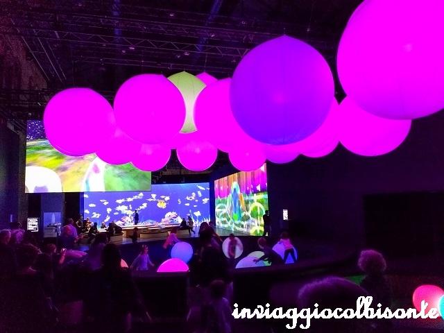 FuturePark ogr Torino Light Ball Orchestra