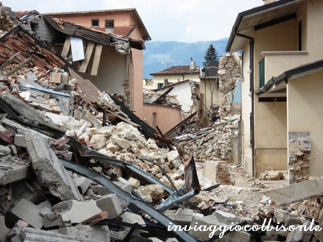 Sisma Abruzzo 2009 Onna