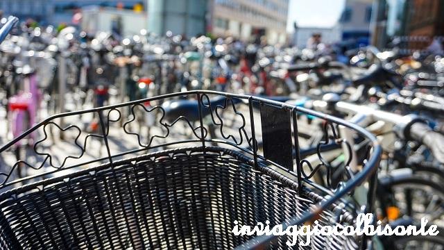 Sei giorni a copenhagen e dintorni con i bambini - biciclette