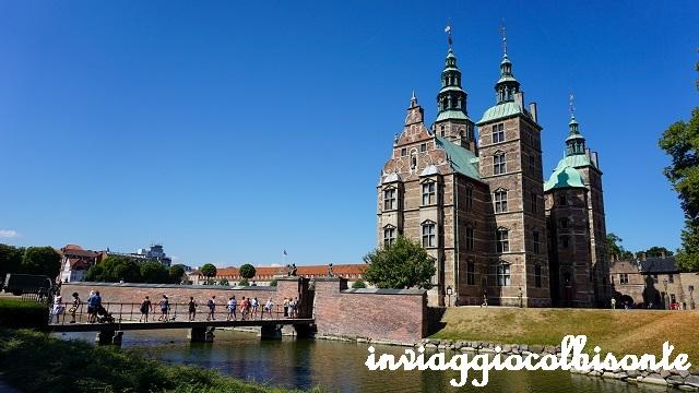 Sei giorni a copenhagen e dintorni con i bambini - castello di rosenborg