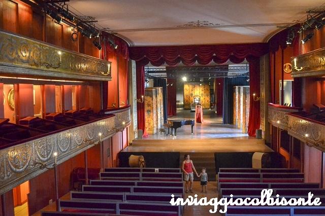 Sei giorni a copenhagen e dintorni con i bambini - christiansborg teatro