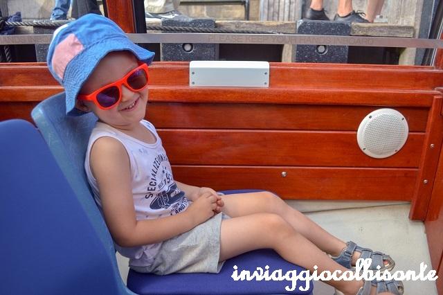 Sei giorni a copenhagen e dintorni con i bambini - giro in barca tra i canali