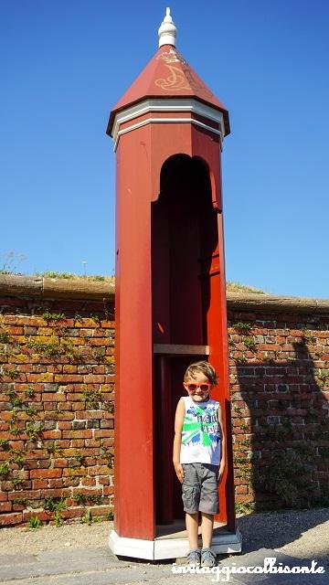 Sei giorni a copenhagen e dintorni con i bambini - castello di Elsinore