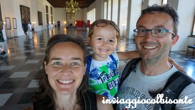 Sei giorni a copenhagen e dintorni con i bambini -castello di Elsinore