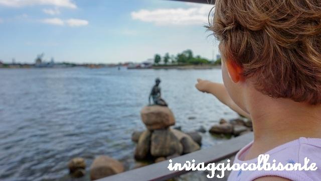 Sei giorni a copenhagen e dintorni con i bambini - la sirenetta
