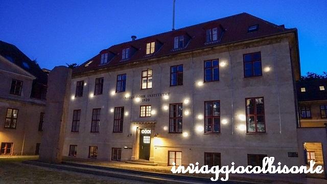 Sei giorni a copenhagen e dintorni con i bambini - niels bohr institute