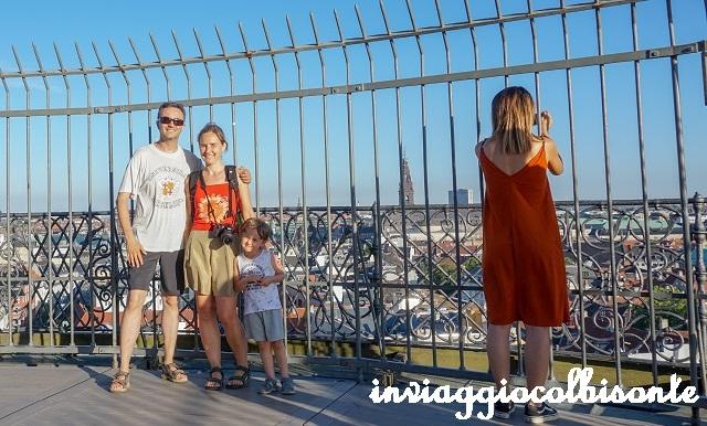 Sei giorni a copenhagen e dintorni con i bambini - noi sulla torre rotonda
